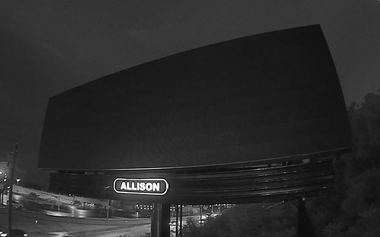 Billboard near Bristol US